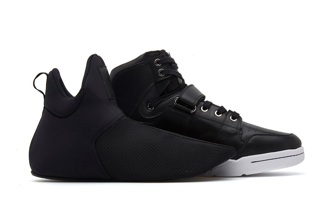 Search Ndesign X Mastermind Ghost Sox Sneaker Freaker Black 5