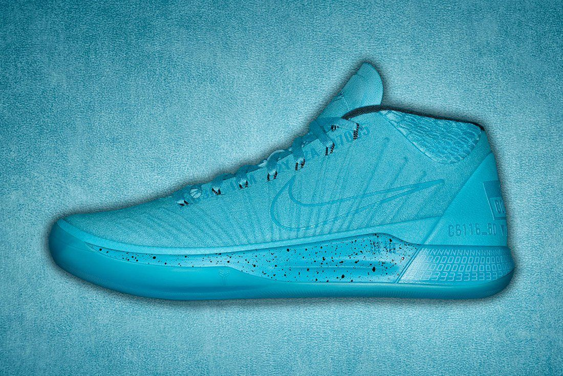 Nike Kobe Ad Colour Psychology 2