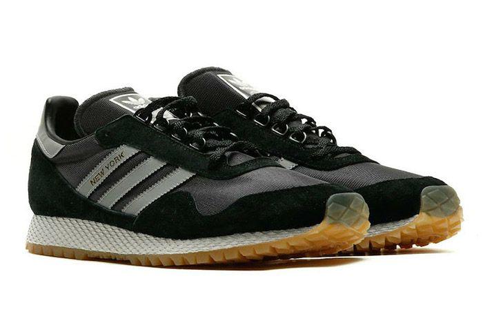 Adidas New York Core Black 3 Sneaker Freaker