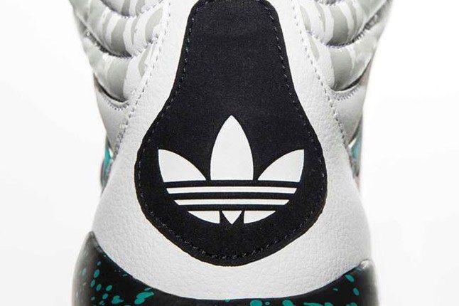 Adidas Originals Hackmore Trefoil Heel 1