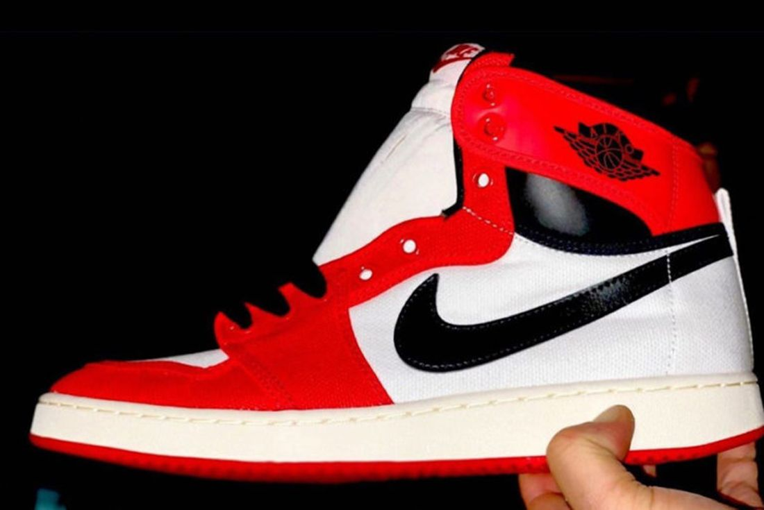 air jordan 1 ko chicago leak