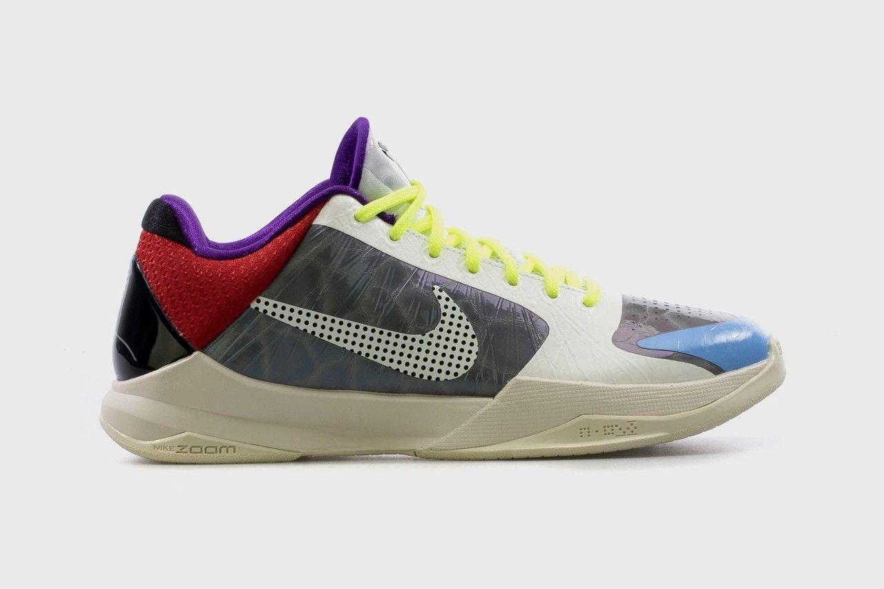 Drop Details: PJ Tucker's Nike Kobe 5 Protro PE