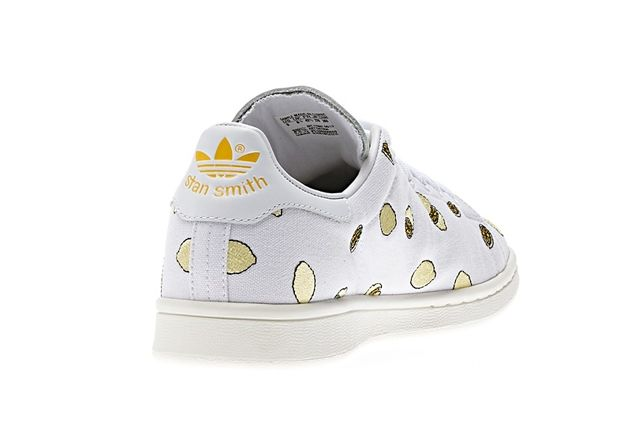 Adidas Originals Stan Smith Lemon 4
