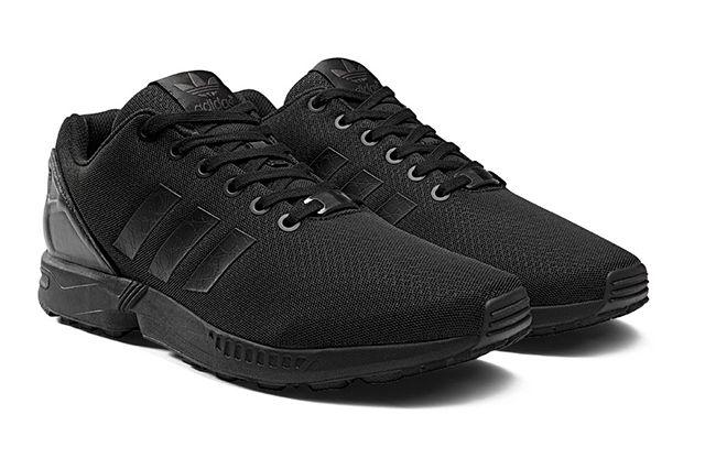 Adidas Originals Zx Flux Black Elements Pack 6