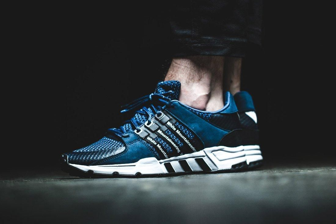 White Mountaineering X adidas EQT Support 93 - Sneaker Freaker