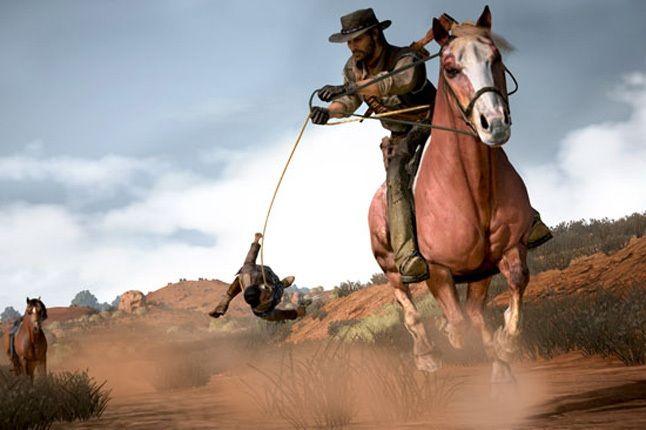 Red Dead Redemption Rockstar 10 1