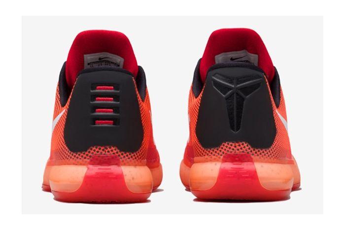 Nike Kobe 10 Hot Lava 2