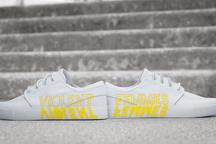 Nike Sb Janoski Rm Violent Femmes Release Date Pair