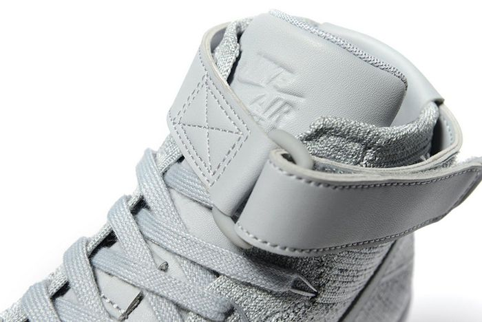 Air Force 1 Mid Ultra Grey 3