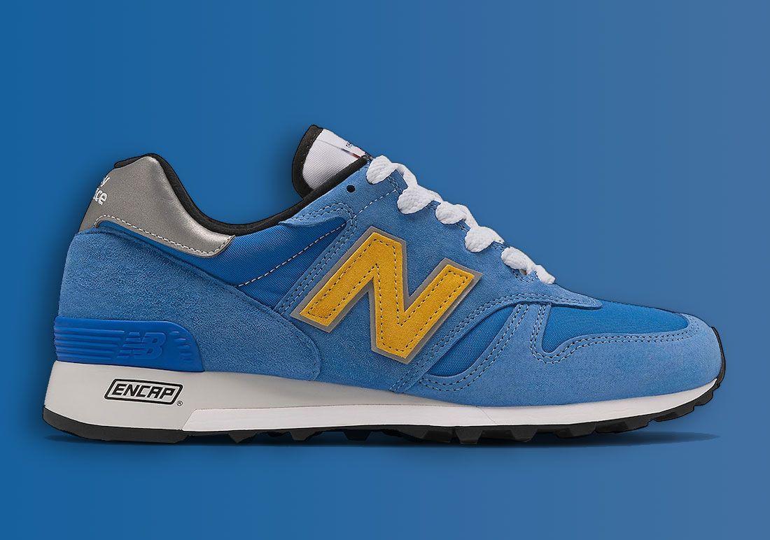New Balance 1300 Blue Atomic Yellow ML1300V1-31324