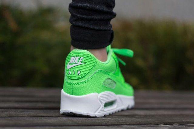 Nike Air Max 90 Green 2