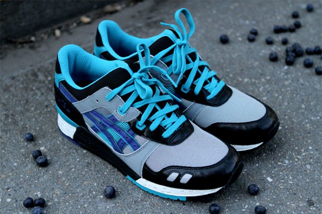 Asics Gel Lyte Iii Blueberry 2 1