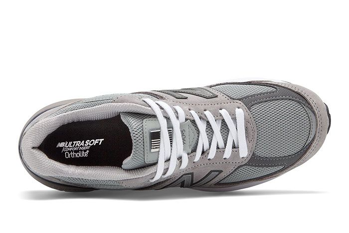 New Balance 990V5 Grey Release Info 2 Top