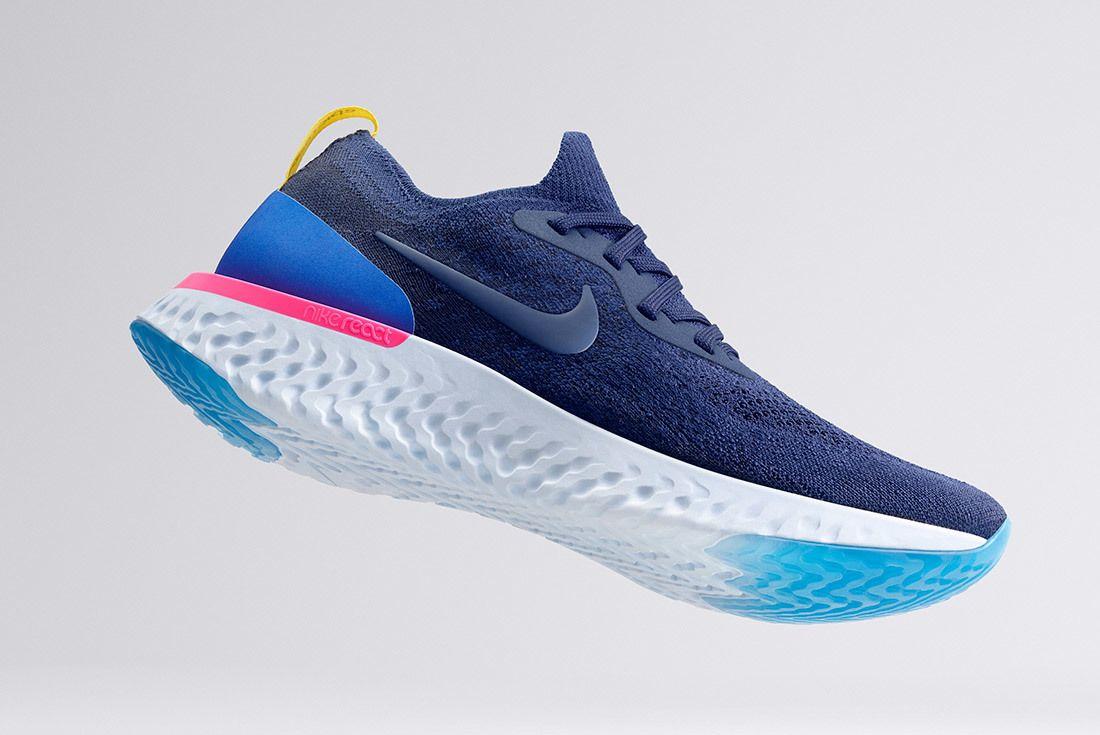 Material Matters Nike React 3