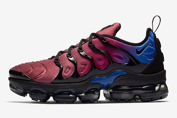 2 Nike Vapormax Plus Purple Sky Sneaker Freaker
