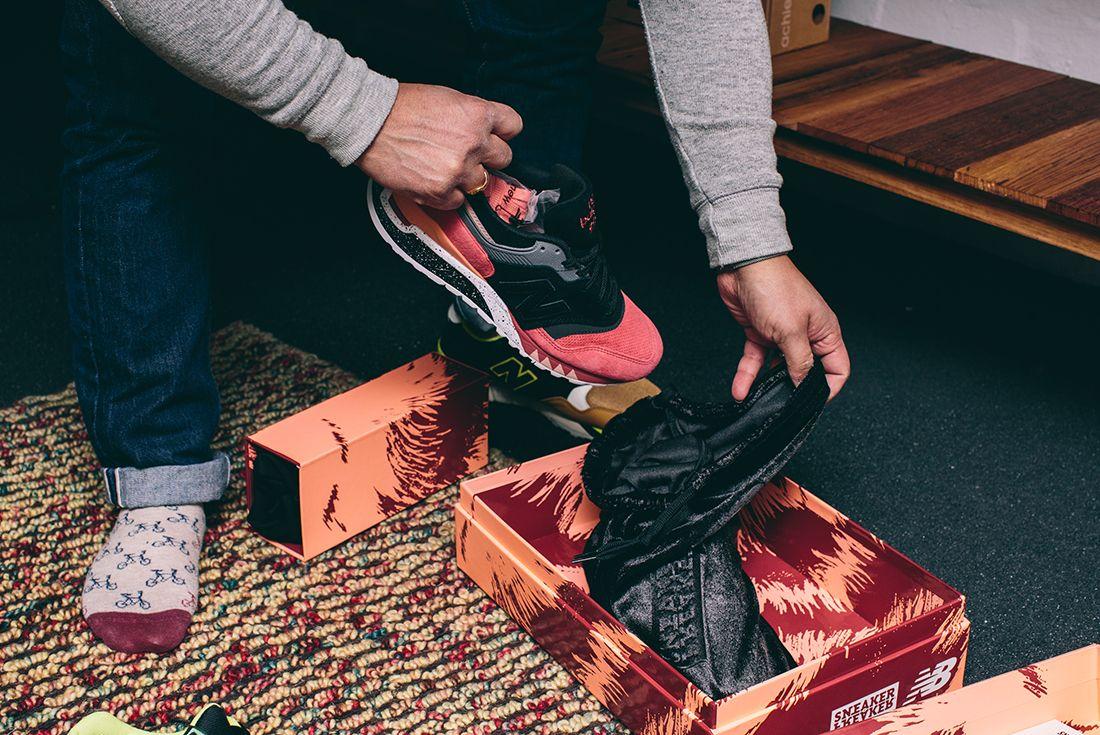 Sneaker Freaker X New Balance Launch Party 140