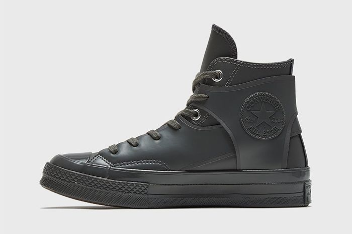 Feng Chen Wang Converse Chuck 70 Carbon Grey Release Date Medial