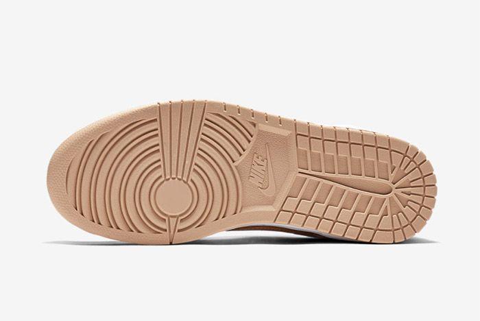 Nike Dunk Lux Low Vachetta Tan 6