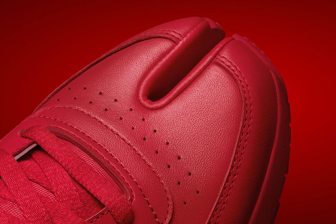 Maison Margiela x Reebok Classic Leather Tabi