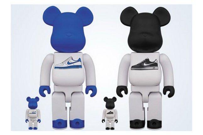 Nike Bearbrick 1