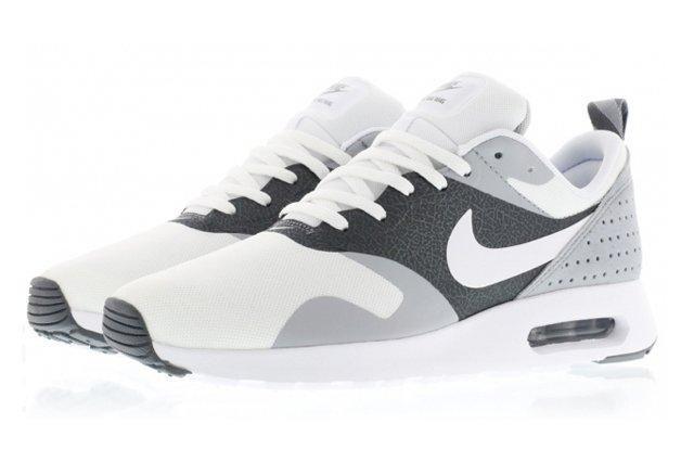 Nike Air Max Tavas White Grey 2