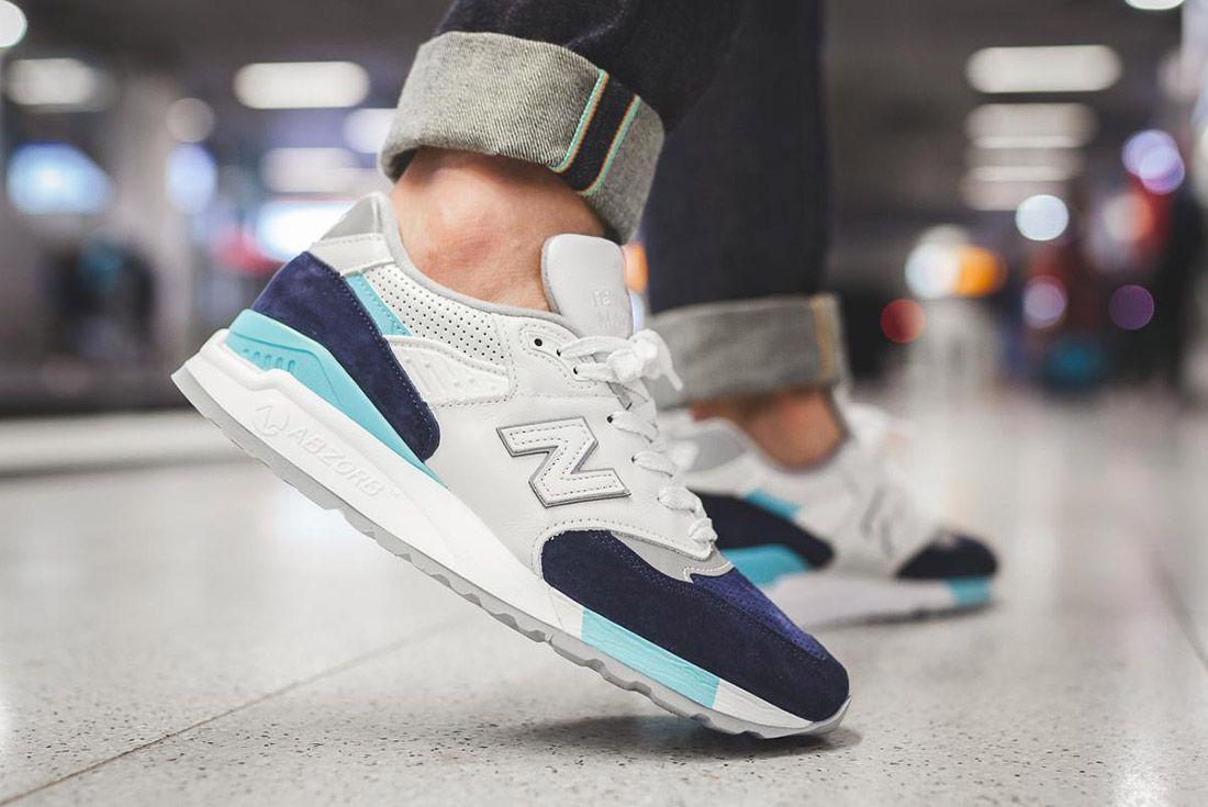 New Balance 998 Wtp White Made In Usa Sneaker Freaker 6