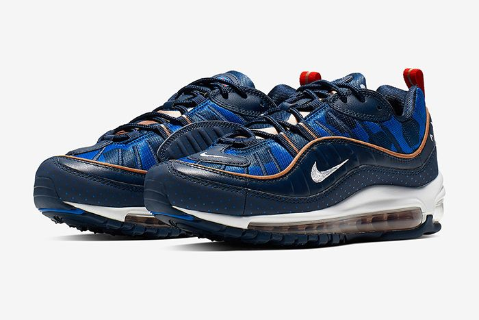 Nike Air Max 98 Polka Dot Ci9105 400 Release Date Pair