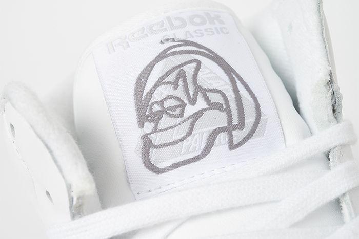 Palace Reebok Jk Workout Mid White Release Date Tongue