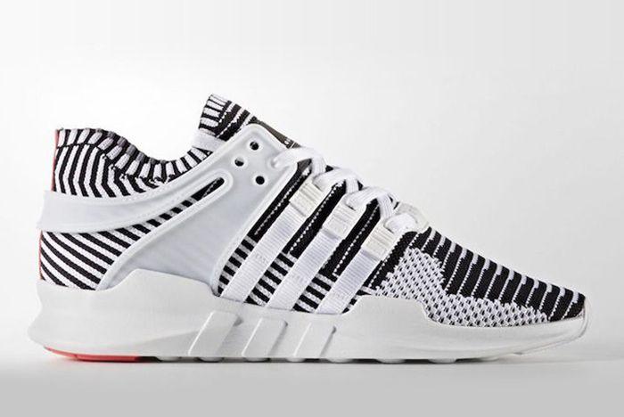 Adidas Eqt Support Adv Primeknit Zebra 1