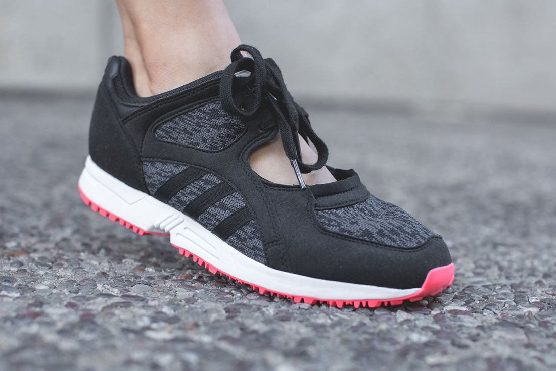 Only The Essentials – Adidas Paints The Town Turbo Red22