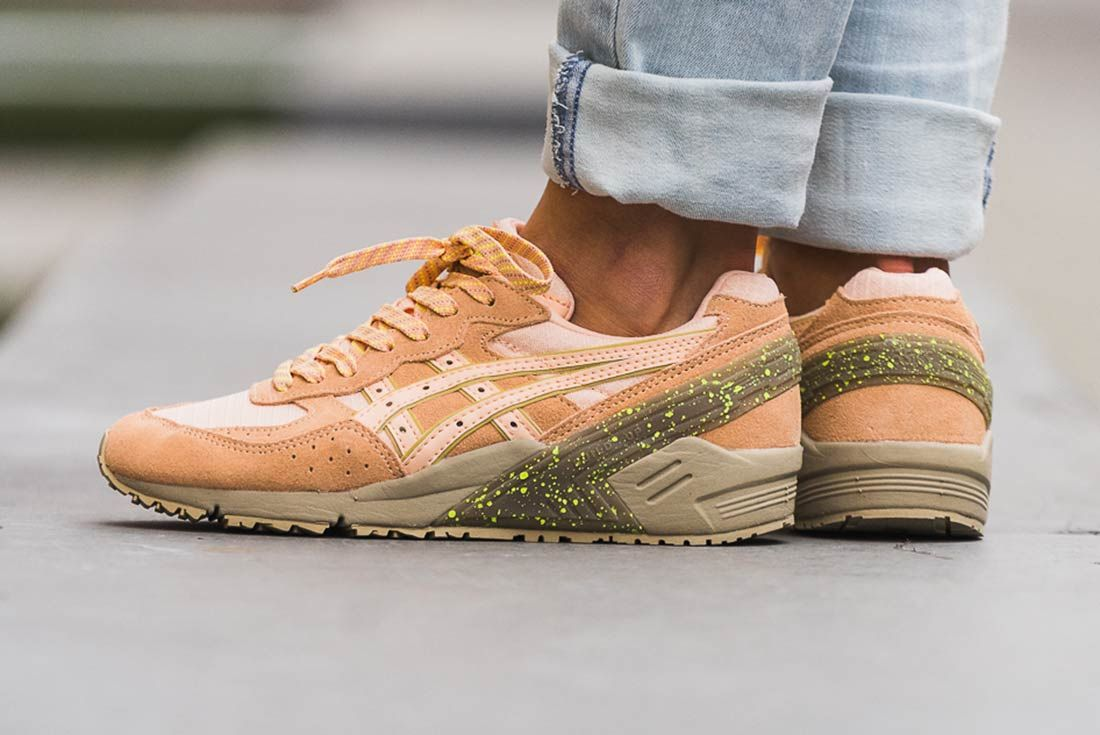Asics Gel Sight Bleached Apricot 3