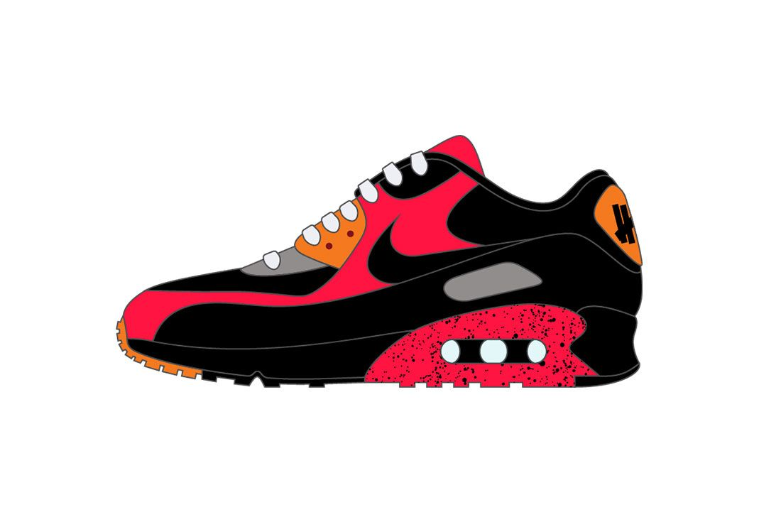 Air Max 90 Undft Black 02