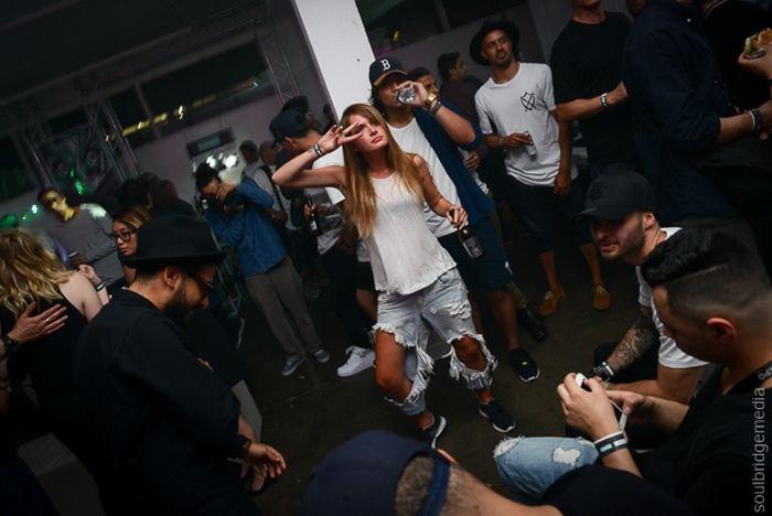 Sneaker Freaker G Shock Launch 46