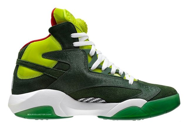 Reebok Shaq Attaq Ghost Of Christmas Present 3