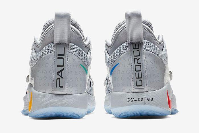 Nike Pg 2 5 Playstation Grey 4