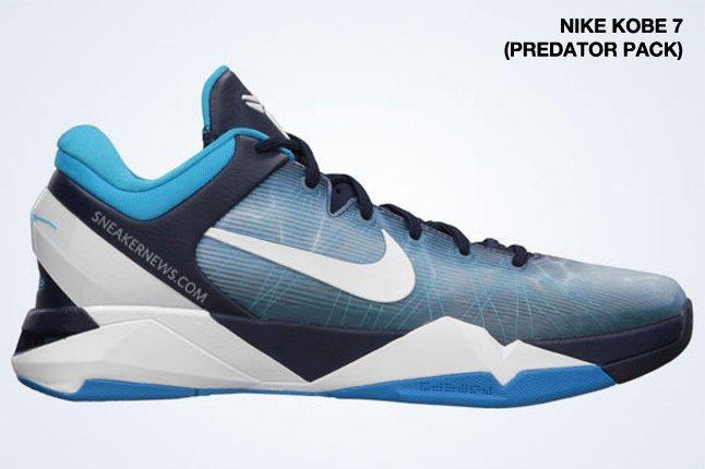 Animal Print Countdown Nike Kobe Vii 1