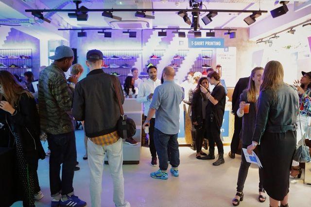 Adidas Originals London Store Opening 33