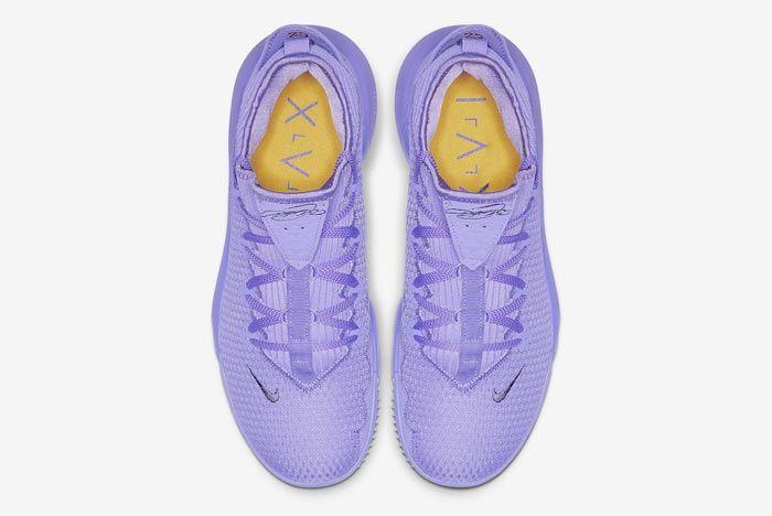 Nike Lebron 16 Low Purple Top