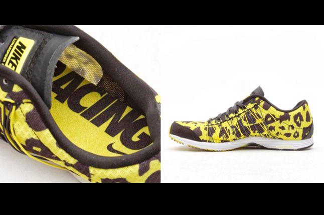 Nike Lunarspider R4 Sonic Yellow Leopard 1 1