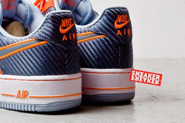 Nike Air Force 1 Low Team Orange Total Orange 5