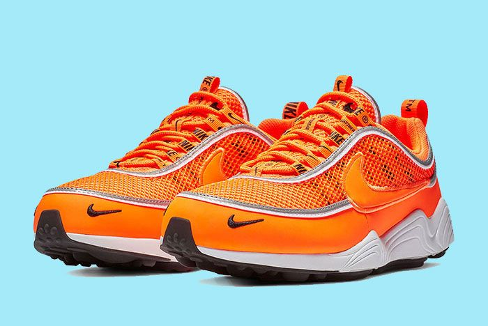 Nike Air Spiridon Orange Sneaker Freaker1