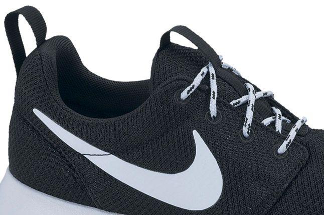 Nike Roshe Run Womens Black Pink 02 1