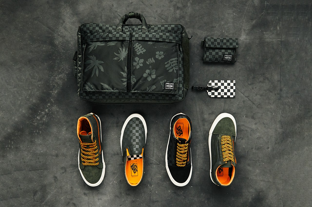 Porter Vans Vault Collaboration