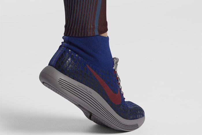 Nike Gyakusou Lunarepic Flyknit Shield Blue 1