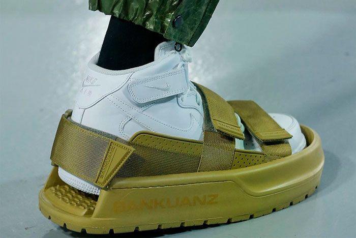 Sankuanz Sneaker Sandal Sneaker Freaker