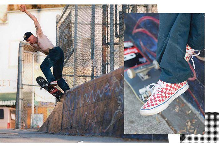 Jason Dill Vans Checkered Pack 3