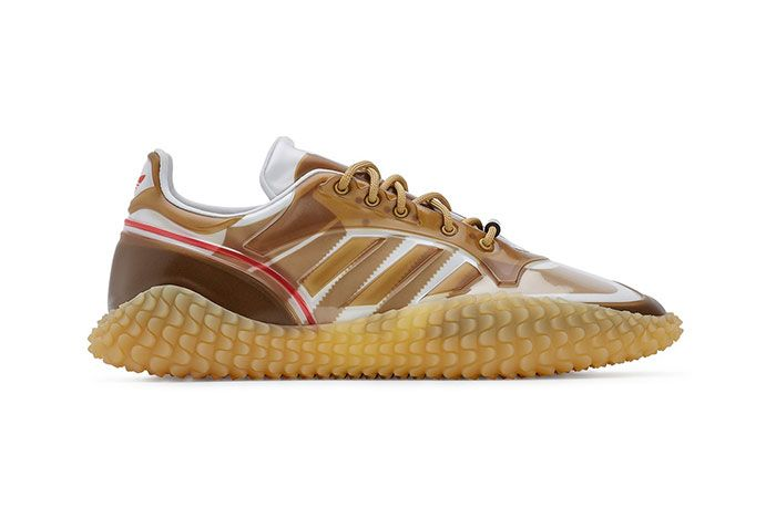 Craig Green Adidas Kamanda Dover Street Market Brown Lateral Side Shot