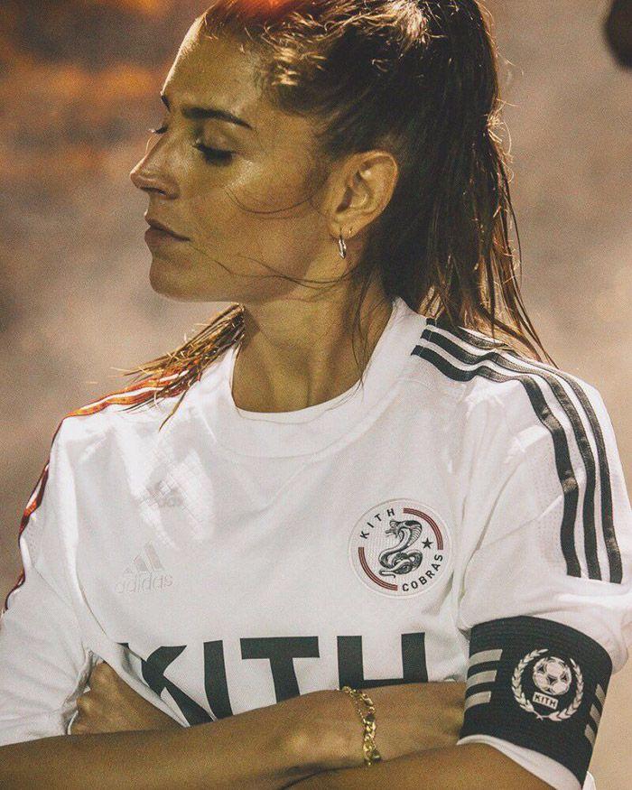 Ronnie Fieg Kith Adidas Soccer 2