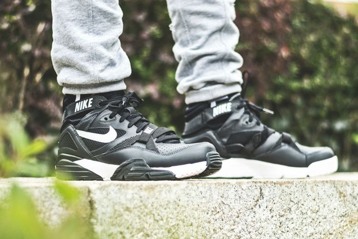 Nike Air Trainer Max '91 Leather Black