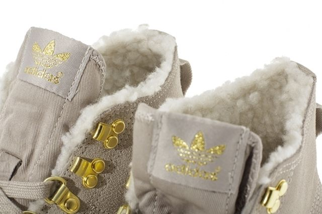 Adidas Originals Honey Hook Collegiate Silver Lining